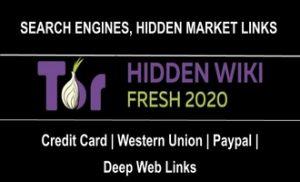 Hideen wiki 2020